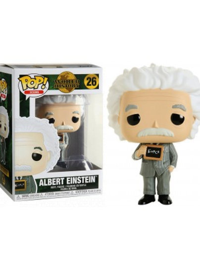Pop! Albert Einstein