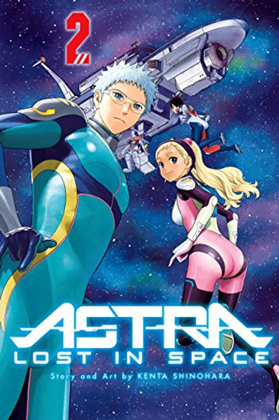 Astra, lost in space Tome 2