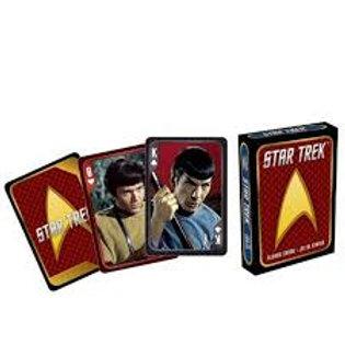Jeu de Cartes Star Trek