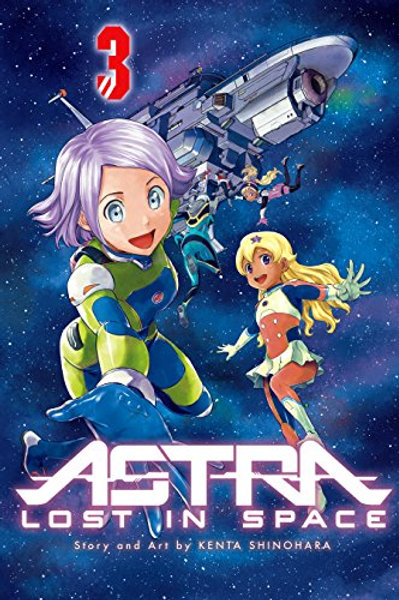 Astra, lost in space Tome 3