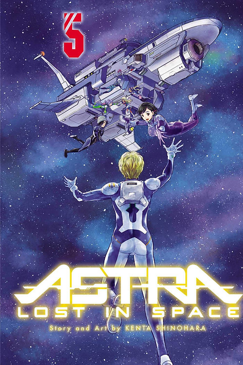 Astra, lost in space Tome 5