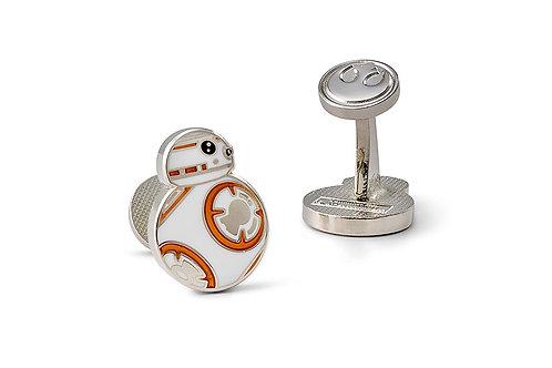 Boutons de manchettes BB8 Star Wars