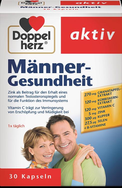 Doppel Herz Multivitamin Men's Health Capsules, 30 pcs
