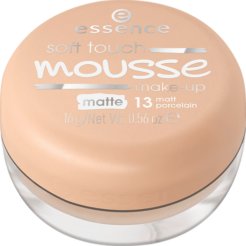 essence cosmetics Makeup soft touch mousse make-up nude 13