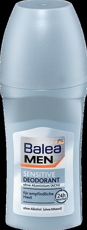Deo Roll-On Deodorant Sensitive, 50 ml