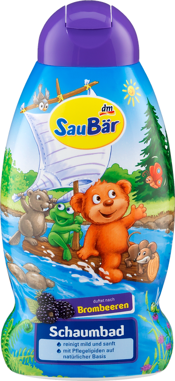 Babe and Kids Bubble bath, 500 ml