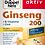 Thumbnail: Ginseng + Zinc + Vitamin B capsules 30 pieces, 16.2 g