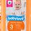 Thumbnail: Baby Diapers Premium size 3 midi diapers 4-9 kg, 46 pcs