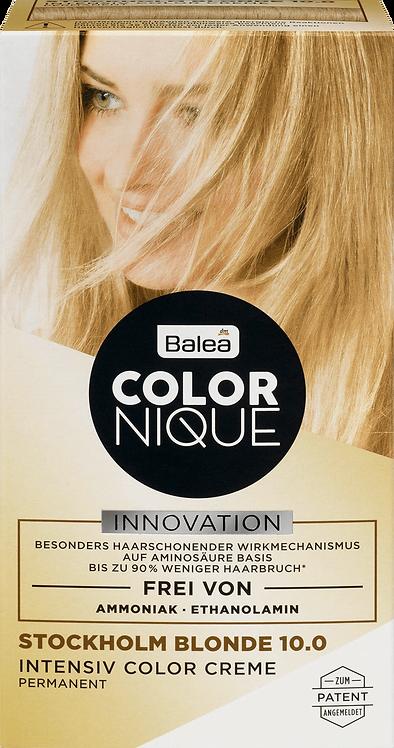 Balea COLORNIQUE Intensive Color Cream Stockholm Blonde 10.0, 145 ml