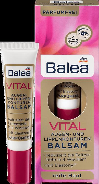 VITAL Eye & Lip Balm Serum, 15 ml