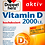 Thumbnail: Best vitamin D 2000 I.E  45 Tablets dietary supplements, 18.3 g