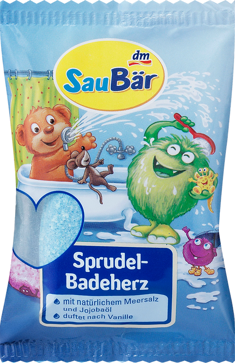 Best Baby Soap & Gentle Cleansers With natural sea salt and jojoba and fun