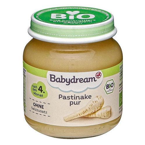 Organic Baby Food Pastinake pur vegetable 125 g