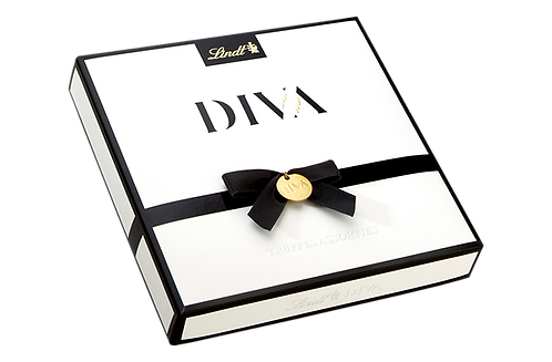 DIVA-COLLIER Premium Chocolate PACK 182 g
