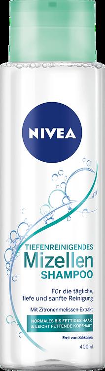 NIVEA Shampoo Micelles Normal to Oily Hair, 400 ml