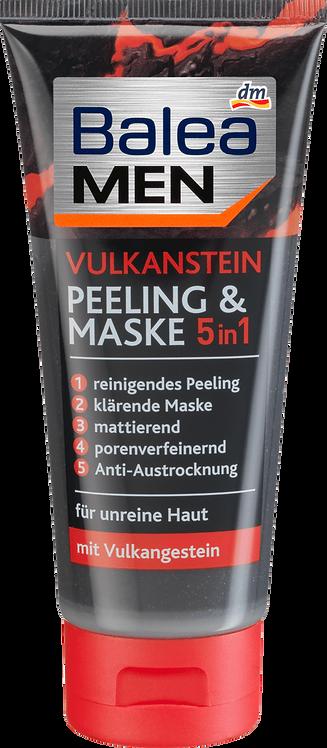 Peeling and Mask Volcanic Stone, 100 ml