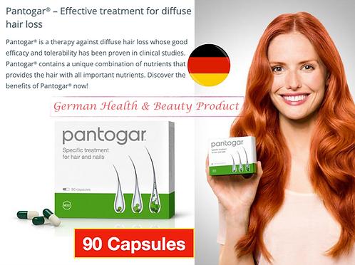 Pantogar Anti Hair Loss Treatment Hair Roots Nutrients 150 capsules