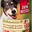 Thumbnail: Wet dog food turkey with zucchini, sweet potato & linseed oil, 400 g
