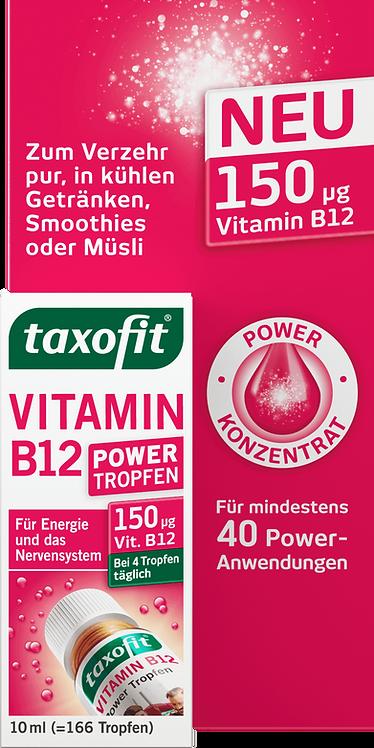 Vitamin B12 Power Drops, 10 ml