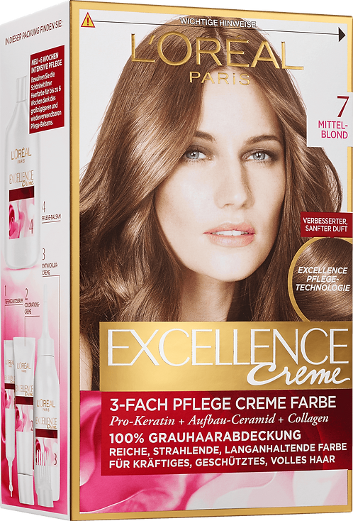 Excellence Coloration Blond 8, 1 pc