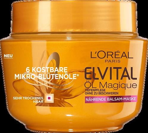 Elvital Hair Treatment Oil Magique, 270 ml