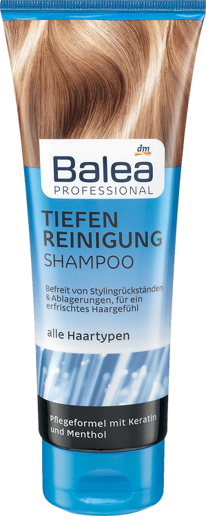 Professional Shampoo Deep Cleansing, 250 ml