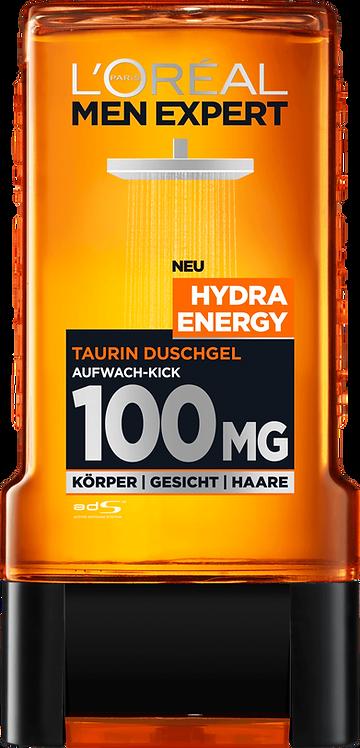 L'ORÉAL Men Expert Shower Gel Hydra Energy, 300 ml