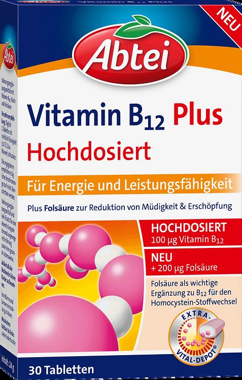 Vitamin B12 Depot Tablets, 30 pcs