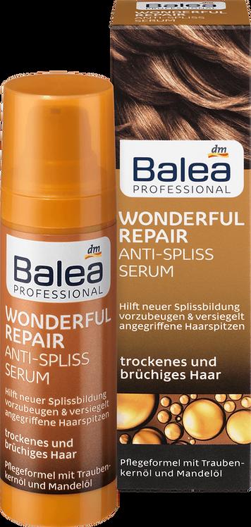 Professional anti-split Serum Wonderful Repair, 30 ml
