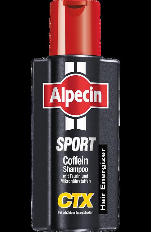 Alpecin Shampoo Sport Caffeine-CTX, 250 ml