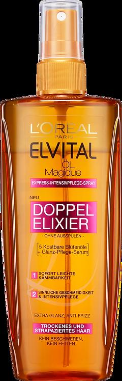 Elvital Hair Oil Magique Double Elixir, 200 ml