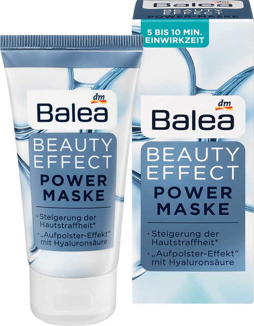 Beauty Effect Power Maske, 50 ml