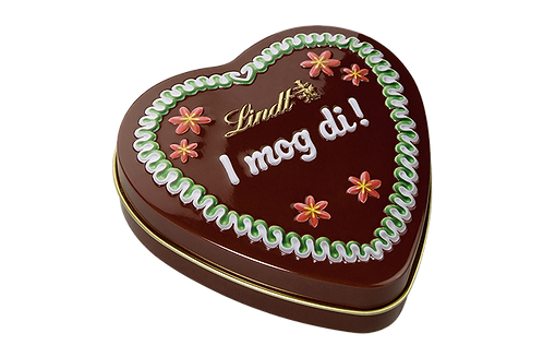 LINDT PREMIUM PRALINÉS GIFTS I LIKE YOU! OF HEARTS, 30g