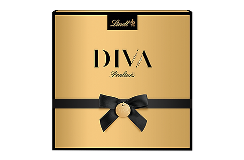 DIVA Premium Chocolate PRALINÉS COLLIER PACK, 173g
