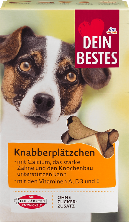Your best Snack for dogs, nibbles, 500 g