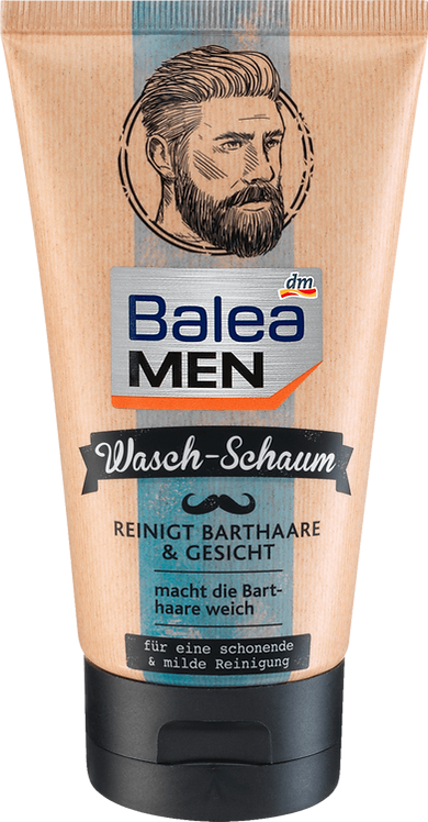 Beard Wash Foam, 150 ml