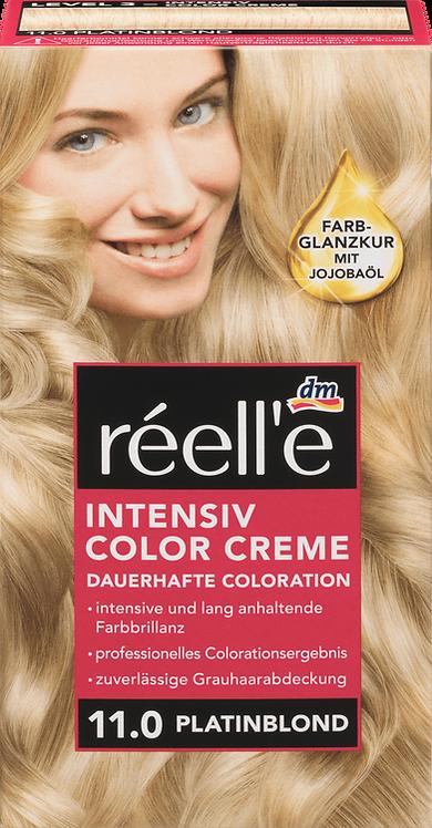 réell'e Hair color platinum blonde 11.0, 1 pc