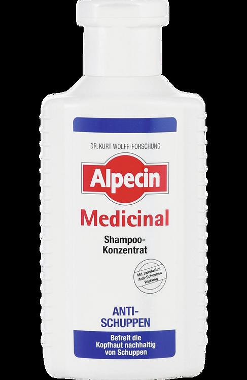 Alpecin Shampoo Concentrate Medicinal Anti-dandruff, 200 ml
