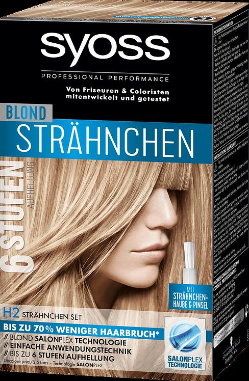 Syoss Blond H2 highlights, 95 ml