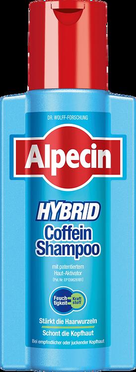 Alpecin Shampoo Hybrid Caffeine, 250 ml