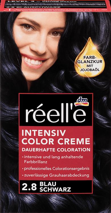 réell'e Hair color blue-black 2.8, 1 pc