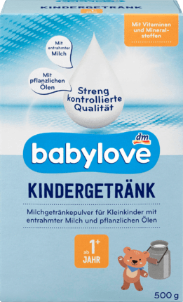 Baby Children's drink from the 12th month, 500 g