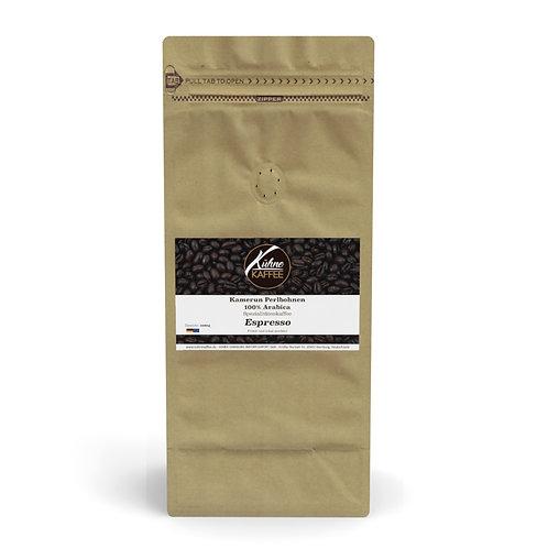 Espresso Kamerun Perlbohnen 100% Arabica 1000
