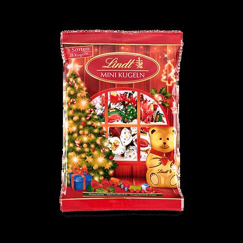 Christmas Gift Chocolate Teddy mini balls mix, 2 x 145g
