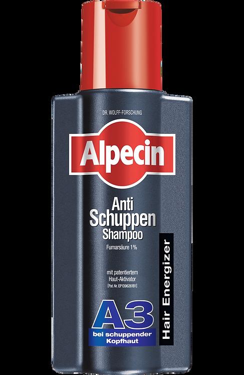 Shampoo Alpecin Anti Dandruff A3, 250 ml