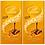 Thumbnail: LINDT PREMIUM LINDOR CARAMEL Soft-Melting CHOCOLATE, 4 Packs 400g