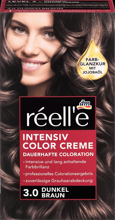 réell'e Hair color dark brown 3.0, 1 pc