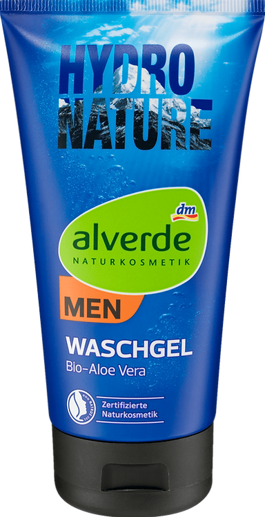 MEN Hydro Nature wash gel, 150 ml