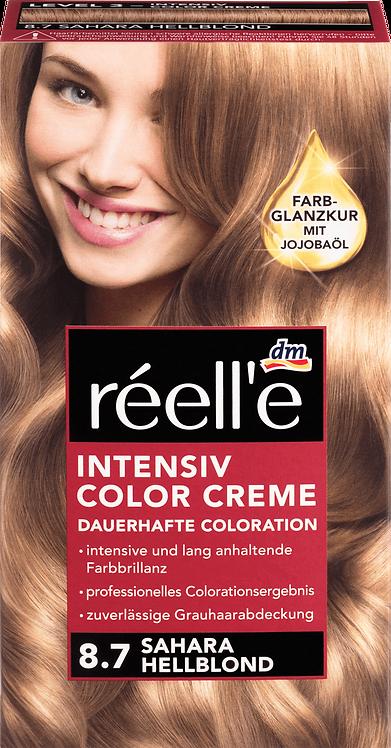 réell'e Hair color Sahara light blonde 8.7, 1 pc