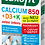 Thumbnail: Dietary supplements  Calcium 850 + D3 + K, 71,7 g